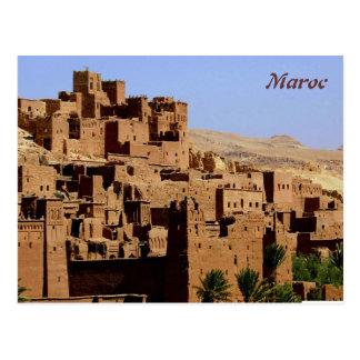 Maroc Postcard