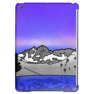 Maroon Bells landscape iPad Air Cover