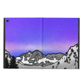 Maroon Bells landscape Powis iPad Air 2 Case