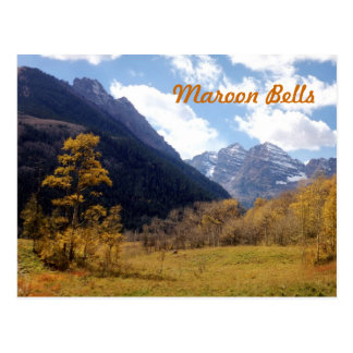 Maroon Bells Post Cards