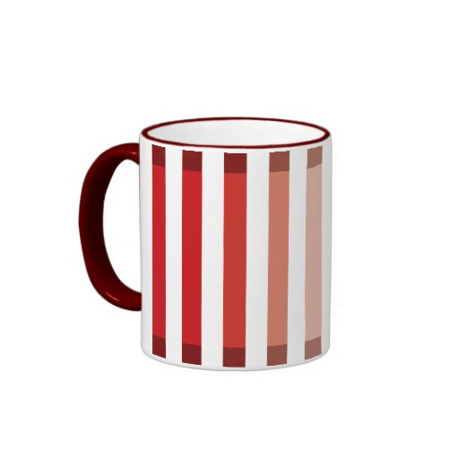 Maroon Shades Coffee Mug