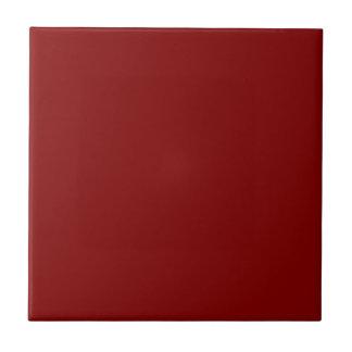 Maroon Tile
