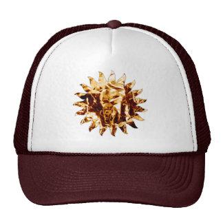 marooned on desert sun trucker hat