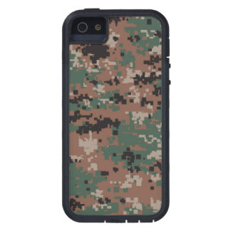 MarPat Digital Woodland Camouflage v2 iPhone 5 Case