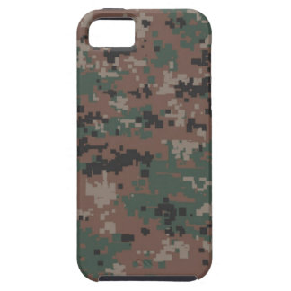 MarPat Digital Woodland Camouflage 'Vibe' iPhone 5 Covers