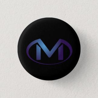 Marq Raza Badge 1 Inch Round Button