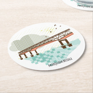 Marquam Bridge Portland Coaster