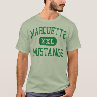 Marquette - Mustangs - High - Chesterfield T-Shirt