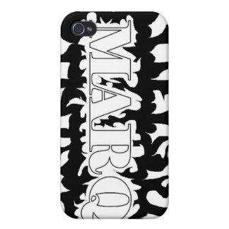 Marquez iPhone 4 Covers