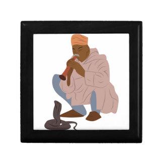 Marrakech Snake Charmer Jewelry Box