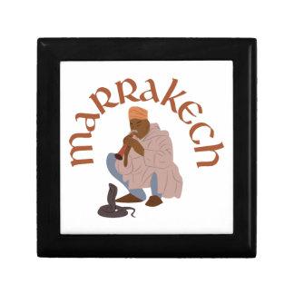 Marrakech Snake Charmer Keepsake Box
