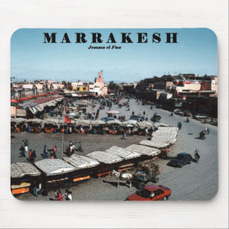 Marrakesh Market, mousepad