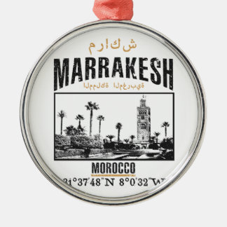 Marrakesh Metal Ornament