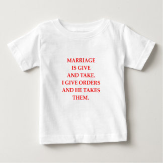 marriage baby T-Shirt