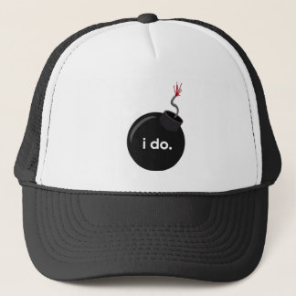Marriage Bomb - Bachelor Party Hat