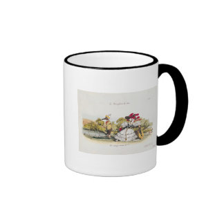 Marriage by the Book Ringer Coffee Mug