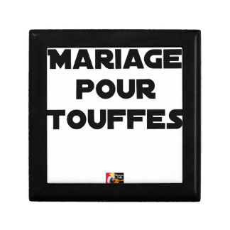 MARRIAGE FOR TUFTS - Word games Gift Box