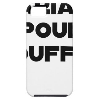 MARRIAGE FOR TUFTS - Word games iPhone 5 Cover