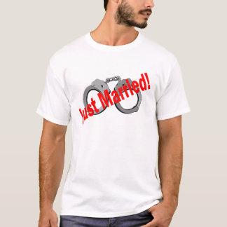 Marriage Handcuffs T-Shirt