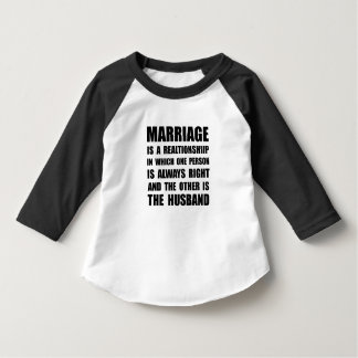 Marriage Husband Tees