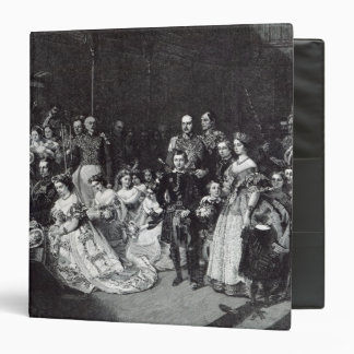 Marriage of the Princess Royal Binders