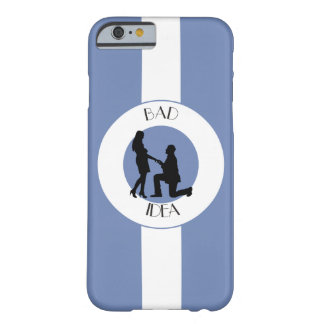Marriage, run away from this! barely there iPhone 6 case