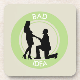 Marriage,run away from this! coaster
