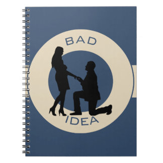 Marriage, run away from this notebook