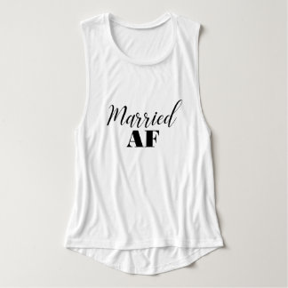Married AF Muscle Tank