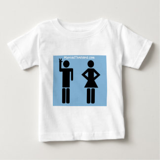 Married To A Nerd Infant Tee