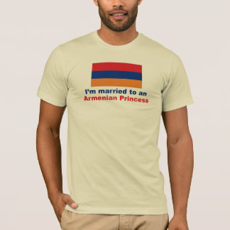 Married To Armenian Princess T-Shirt