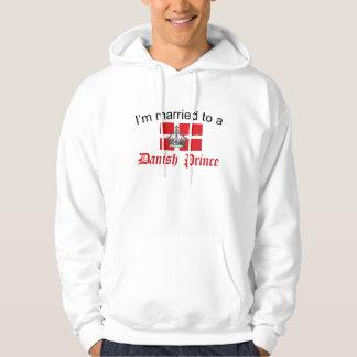 Married To Danish Prince Hoodie