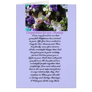 Marrige Card