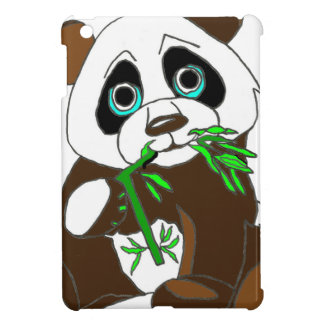 MARRON.png PANDA iPad Mini Covers