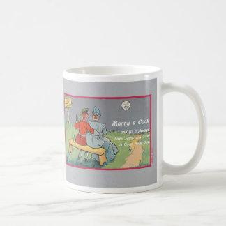 Marry a Cook Coffee Mug