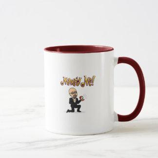 Marry Me - 11oz Two-Tone Mug