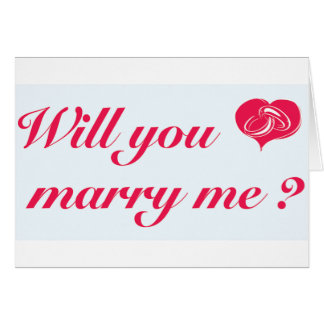 MARRY ME *MAKE ME HAPPIEST PERSON IN ENTIRE WORLD* CARD