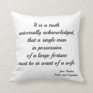 Marry Me Pillow