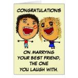 Marrying Your Best Friend Cartoon