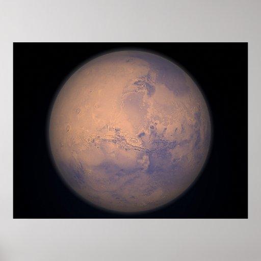 Mars 1 poster