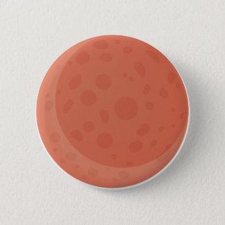 Mars 2 Inch Round Button