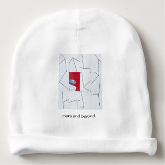mars and beyond baby beanie