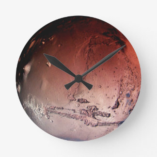 MARS AS GOD SEES IT! ROUND CLOCK
