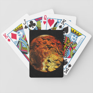 Mars Bicycle Playing Cards