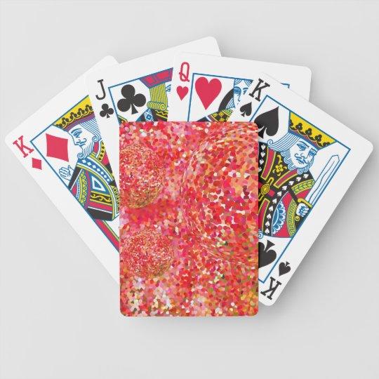 Mars Caviar Poker Deck