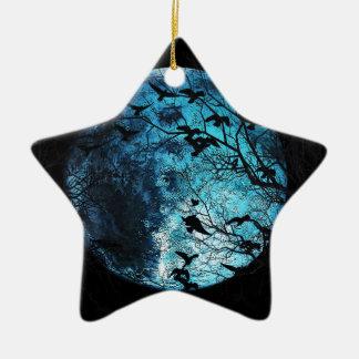 Mars Ceramic Star Ornament
