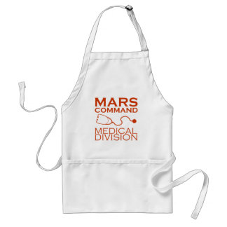 Mars Command Medical Division Standard Apron
