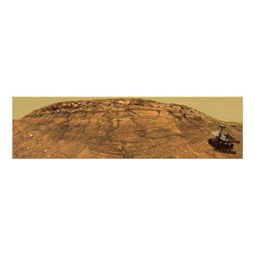 Mars Exploration Rover Opportunity Photo Art