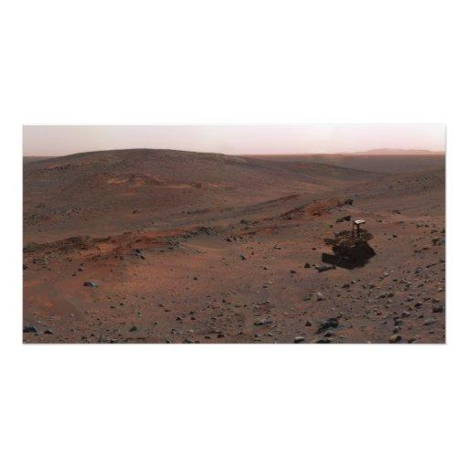 Mars Exploration Rover Spirit Art Photo
