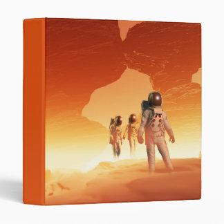 Mars Explorers Binder